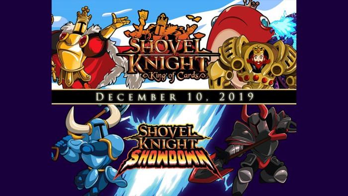 Nuove Uscite di Shovel Knight il 10 Dicembre