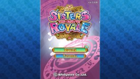 Sisters Royale Nintendo Switch