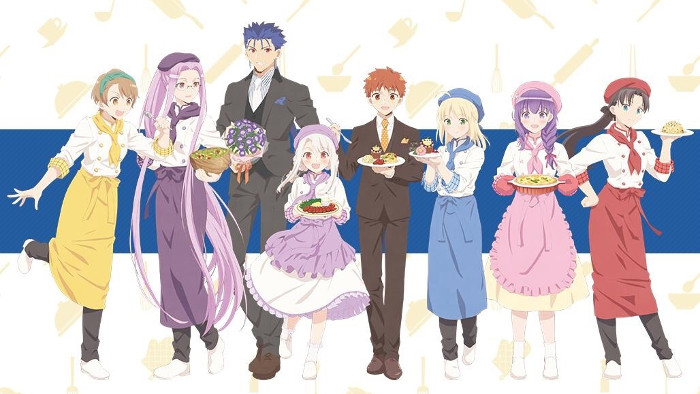 Rimandata l'Uscita di Everyday: Today's Menu for the Emiya Family