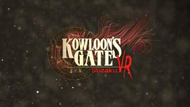 Kowloons Gate VR Suzaku Nintendo Switch
