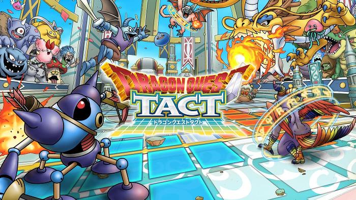 Dragon Quest Tact Arriva su Smartphones