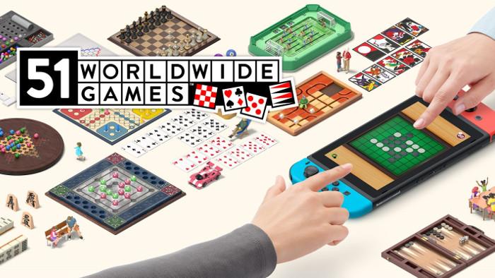 51 Worldwide Games Arriva su Nintendo Switch a Giugno