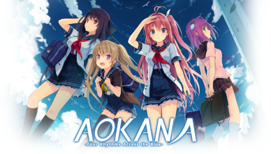 Aokana Nintendo Switch