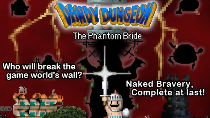 Dandy Dungeon II: The Phantom Bride Arriva il 2 Aprile su Nintendo Switch