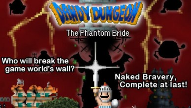 Dandy Dungeon II The Phantom Bride Nintendo Switch
