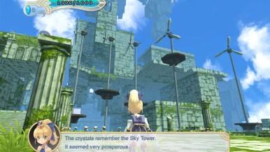Forward to the Sky Nintendo Switch