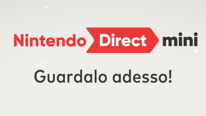 Nintendo Direct Mini 26-03-2020 Nintendo Switch