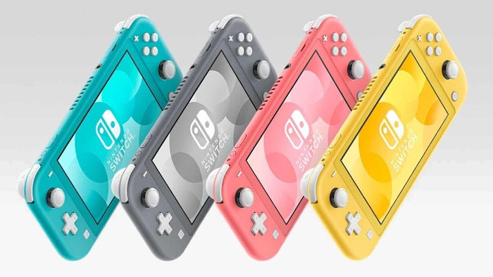 La Coral Pink Nintendo Switch Lite Arriva anceh in Europa