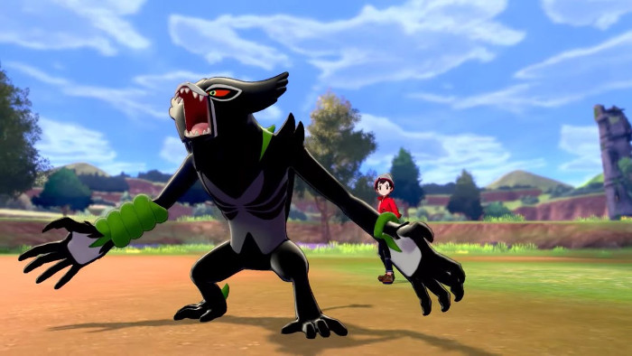 Nuove Immagini del Pokémon Mitico Zarude