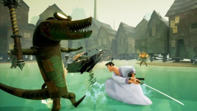Samurai Jack: Battle Through Time Nintendo Switch