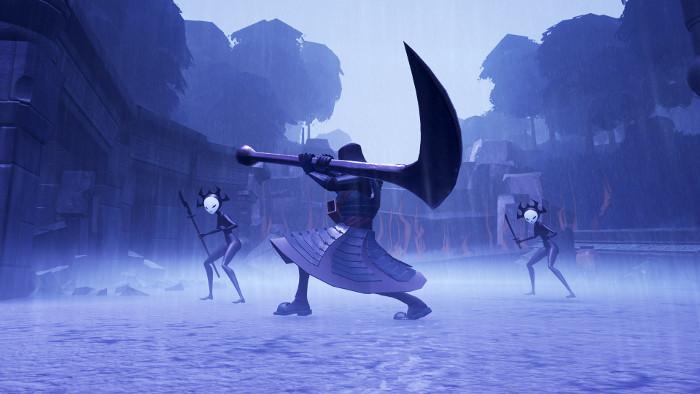 Samurai Jack Battle Through Time Nintendo Switch 5