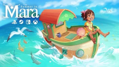 Summer in Mara Nintendo Switch