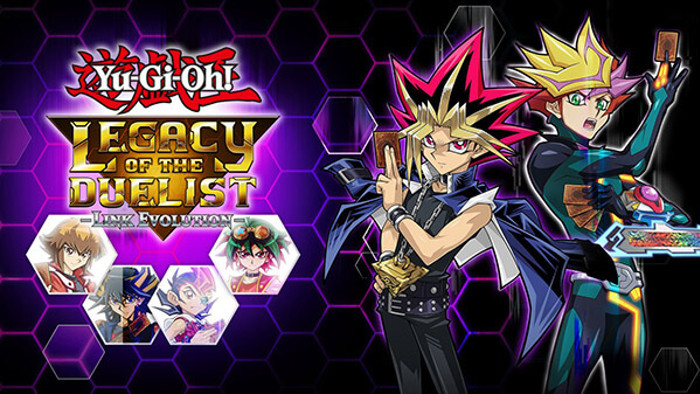 Yu-Gi-Oh! Legacy of the Duelist Link Evolution Si Aggiorna su Nintendo Switch
