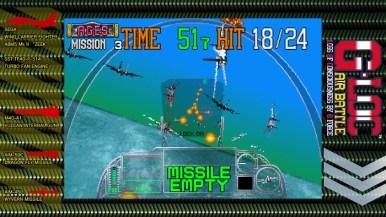 Sega Ages G-LOC Air Battle Nintendo Switch 6
