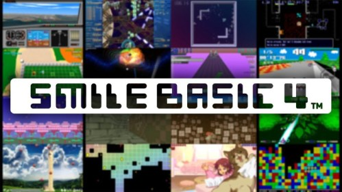 SmileBASIC 4 Nintendo Switch