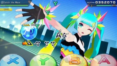 Hatsune Miku Project DIVA Mega Mix Nintendo Switch