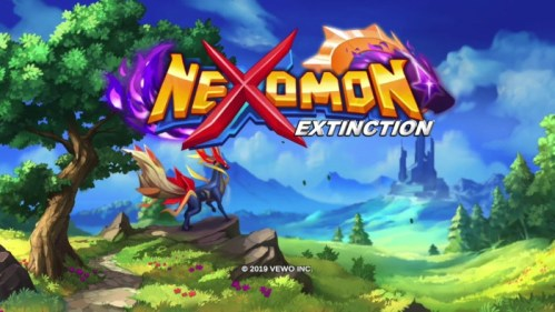 Nexomon Extinction Nintendo Switch