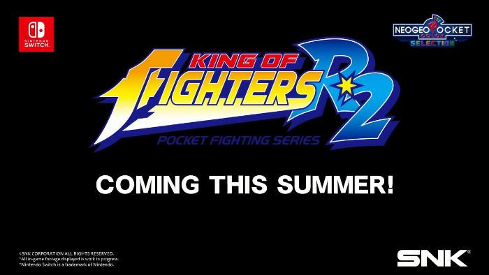 King of Fighters R-2 Arriverà su Nintendo Switch