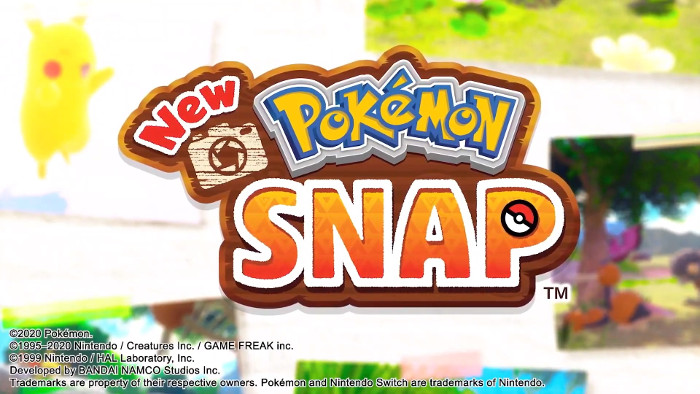 Un Breve Video di New Pokémon Snap su Twitter