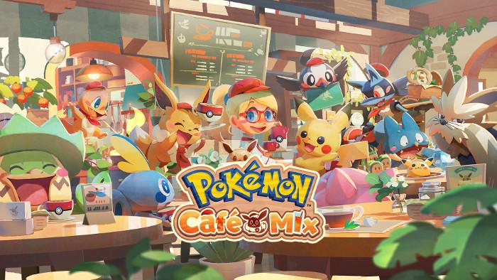 Annunciato Pokémon Café Mix per Nintendo Switch e Smartphones