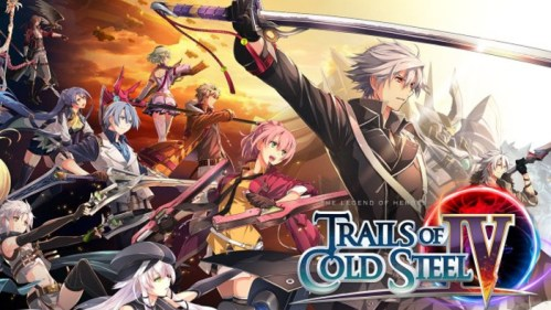Trails of Cold Steel IV Nintendo Switch