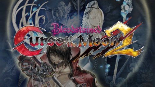 Bloodstained Curse ofthe Moon 2 Nintendo Switch