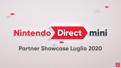 Nintendo Direct Mini Partner Showcase Luglio 2020