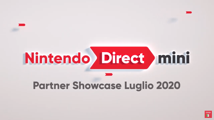 Direct Mini: Partner Showcase Luglio 2020 del 20 Luglio