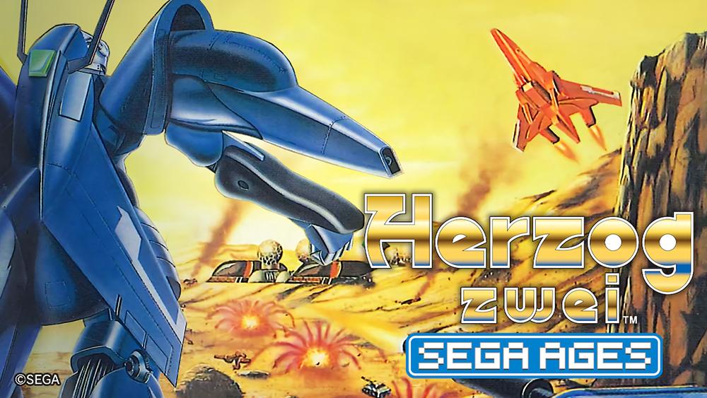 Sega Ages Herzog Zwei Arriverà su Nintendo Switch
