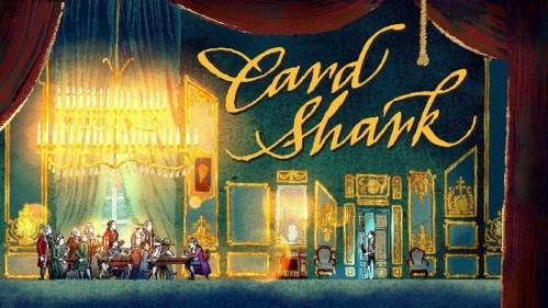 Card shark Nintendo Switch