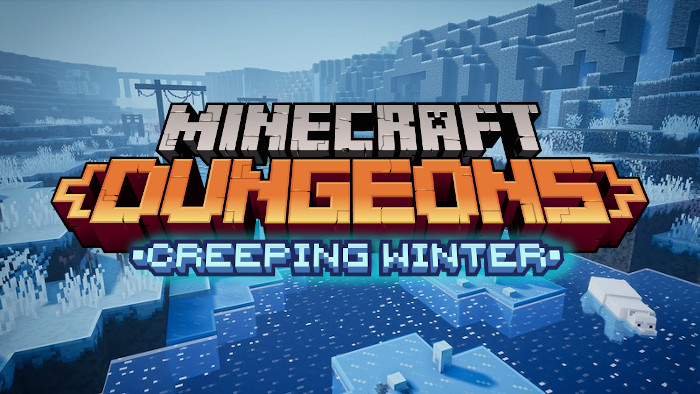 Mostrato il Minecraft Dungeons Creeping Winter DLC