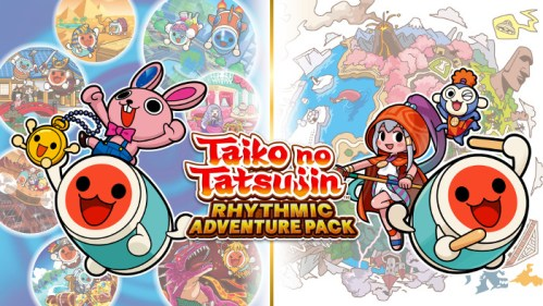 Taiko no Tatsujin Rhythmic Adventure Pack Nintendo Switch
