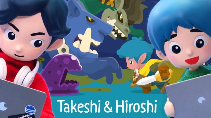Takeshi & Hiroshi Disponibile su Nintendo Switch eShop