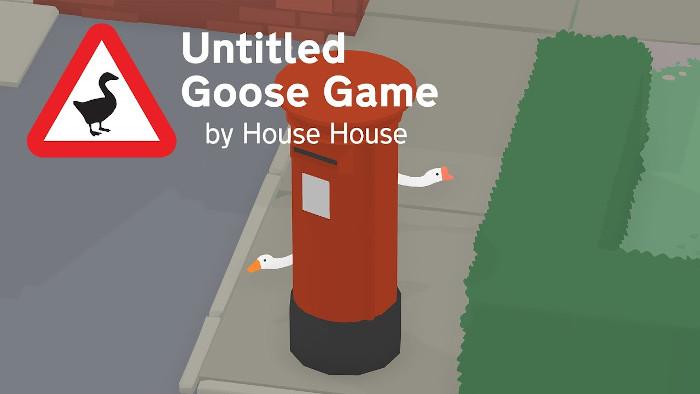 Modalità per Due giocatori in Arrivo Gratuitamente per Untitled Goose Game