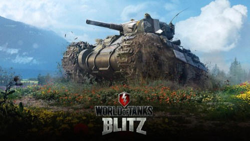 World of Tank Blitz Nintendo Switch