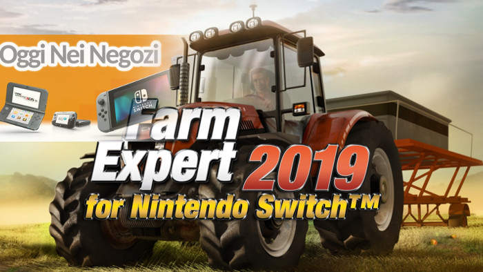 Oggi nei Negozi: Farm Expert 2019 for Nintendo Switch