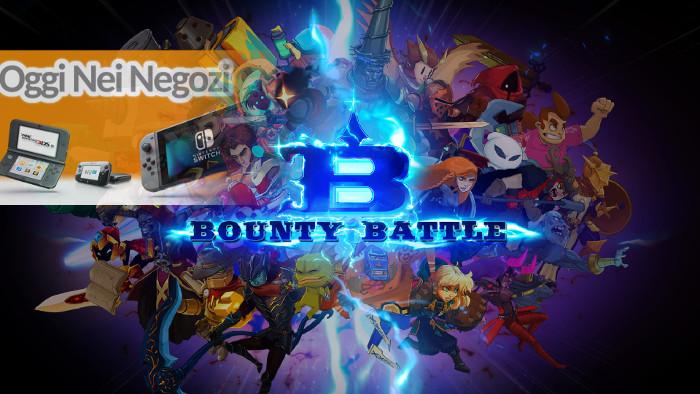 Oggi nei Negozi: Bounty Battle