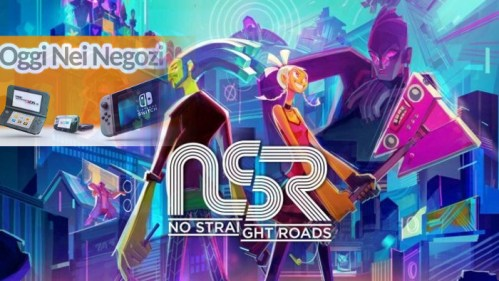 Oggi nei Negozi: No Straight Roads Nintendo Switch