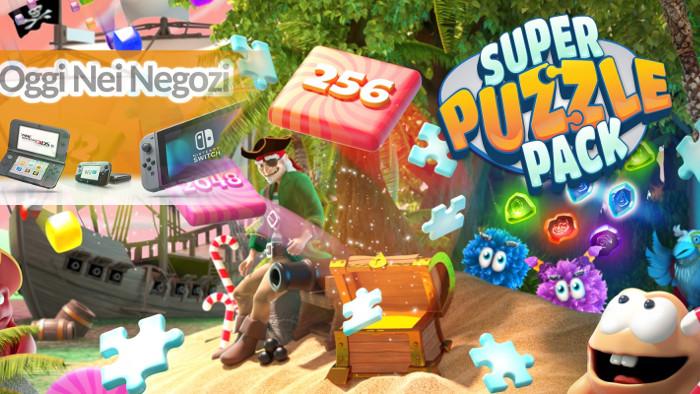 Oggi nei Negozi: Super Puzzle Pack