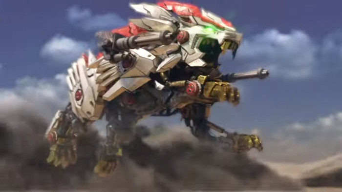 Video e Data di Zoids Wild: Infinity Blast
