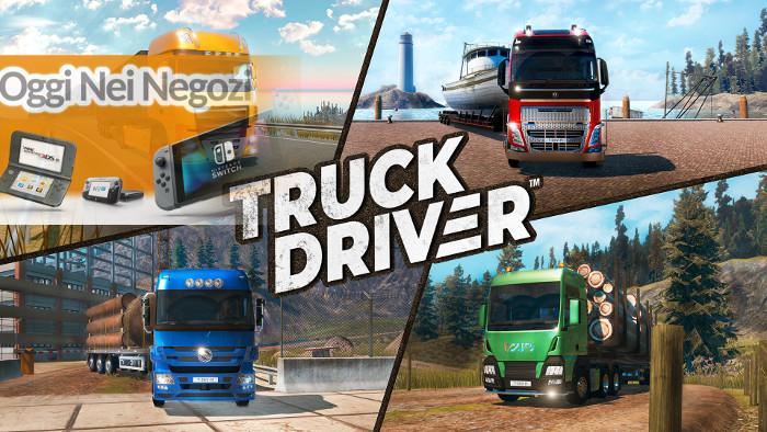 Oggi nei Negozi: Truck Driver