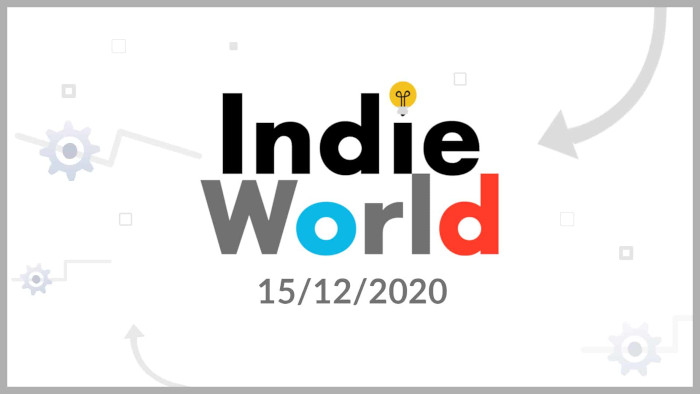 Nintendo Direct Indie World 15/12/2020