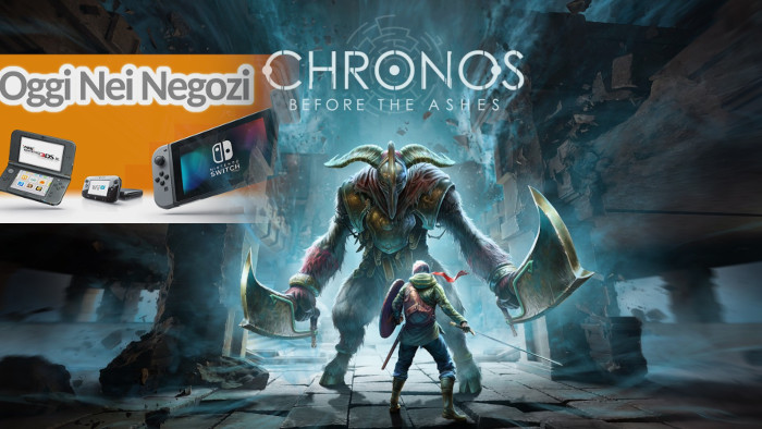 Oggi nei Negozi: Chronos: Before the Ashes