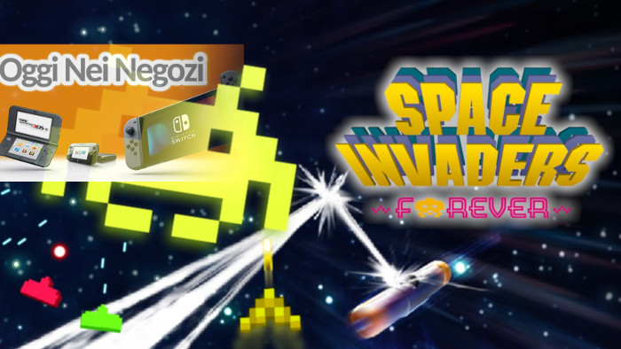 Oggi nei Negozi: Space Invaders Forever
