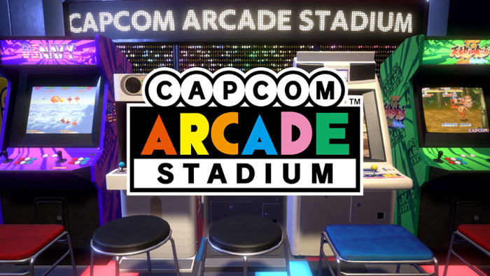Capcom Arcade Stadium Disponibile su Nintendo Switch