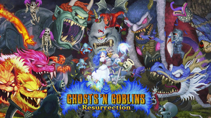 Data di Uscita di Ghosts 'n Goblins Resurrection