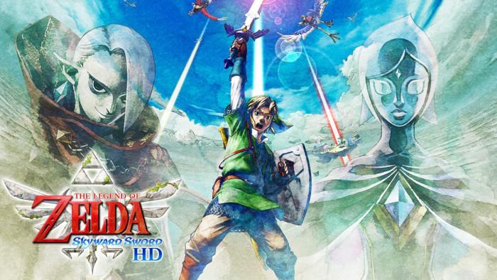 The Legend of Zelda: Skyward Sword HD Arriva su Nintendo Switch
