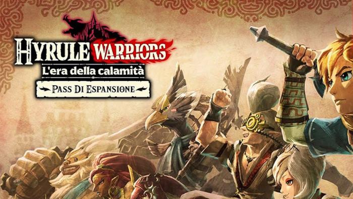 Annunciato Pass di espansione di Hyrule Warriors: L'era della calamità