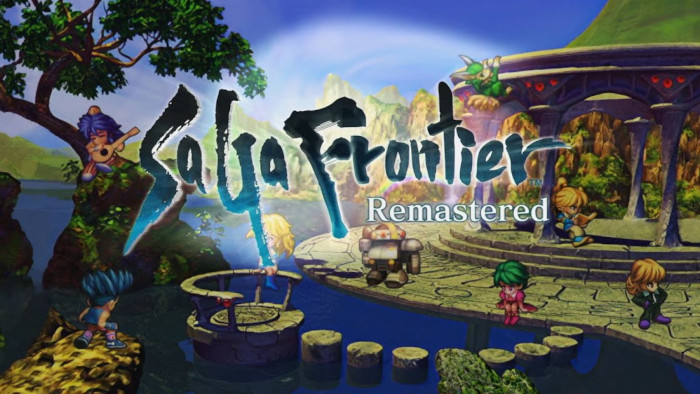 SaGa Frontier Remastered Arriva il 15 Aprile su Nintendo Switch