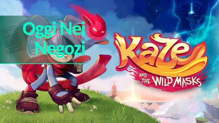 Oggi nei Negozi: Kaze and the Wild Masks